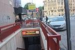 San Giovanni Metro linea A Station in 2018.05.jpg