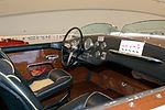 San Marco-Maserati racing boat (1963) cockpit Enzo Ferrari Museum.jpg