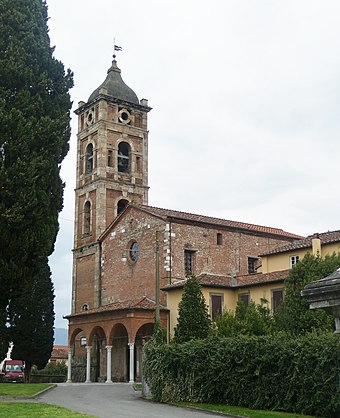 San Michele at Antraccoli San Michele, Antraccoli, Lucca.jpg