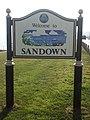 Sandown sign.JPG