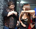 Sanjay Bedia, Pooja Missra dancing at a party hosted by Sanjay Bedia (2).jpg