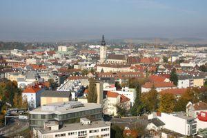 Sankt Pölten - Sankt Pölten in October 2005
