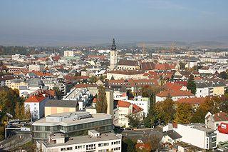 Sankt Pölten Place in Lower Austria, Austria