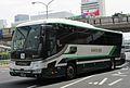 Sanyo Bus 7236S at Sannomiya Station.JPG