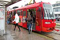 Sarajevo Tram-506 Line-3 2011-10-21.jpg