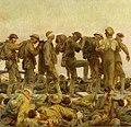 Sargent, John Singer (RA) - Gassed 004.jpg