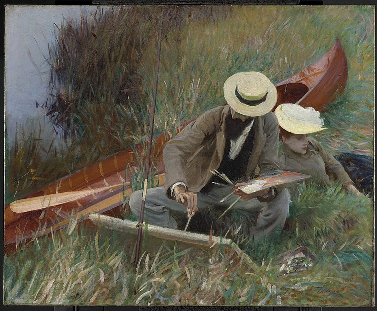 File:Sargent - Paul Helleu Sketching with his Wife.jpg