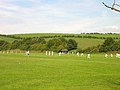 Saturday afternoon cricket, Braypool sports ground - geograph.org.uk - 48470.jpg