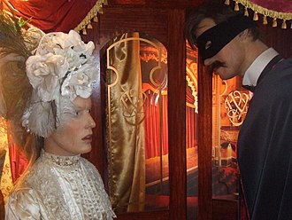 A Scandal in Bohemia - Scandal in Bohemia (Trafalgar Sq., Sherlock Holmes Museum, Hyde Park, London).
