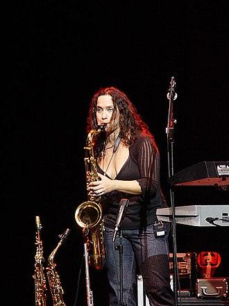 Scheila Gonzalez - Scheila Gonzalez in Aarhus, Denmark (2009)