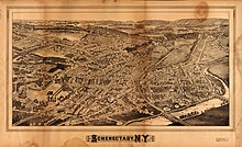 Schenectady County Community College Campus Map.Schenectady New York Wikipedia