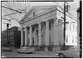 Schenectady County Courthouse, 108 Union Street, Schenectady, Schenectady County, NY HABS NY,47-SCHE,4-3.tif