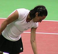 Francesca Schiavone won the French Open.