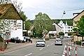 Schiffweiler, an der Hauptstraße.jpg