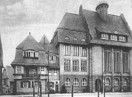 Schillerschule Frankfurt Am Main Wikiwand