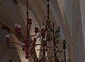 Schloss Blutenburg - Kapelle - Fenster & Leuchter 005.jpg
