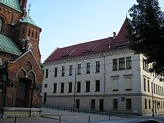 School. Kraków ul. Zamoyskiego 58-60 2.jpg