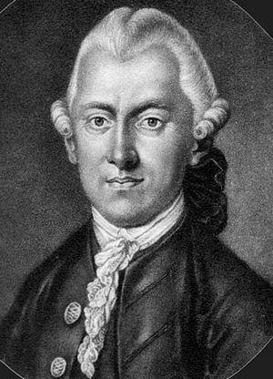 Johann Christian Daniel von Schreber - Image: Schreber Johann Christian Daniel von 1739 1810