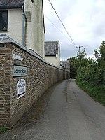 Sclerder Lane - geograph.org.uk - 530758