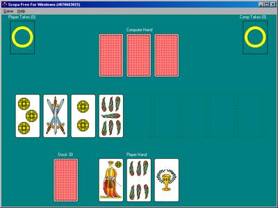Carte Italie Jeux.Jeux De Cartes D Italie Scopa Wikiversite