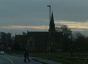 History of Seacroft - St. James Church, Seacroft