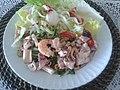 Seafood salad in Ankara, Turkey.jpg
