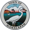 Official seal of Manalapan, Florida