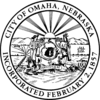 Official seal of Omaha