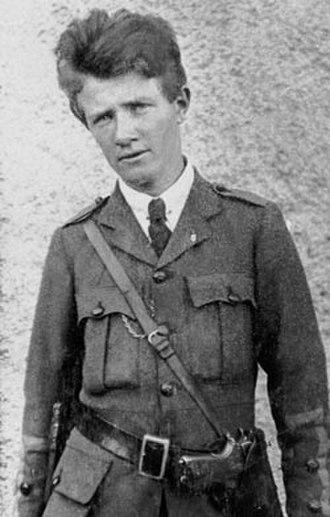 Seán Hogan - Sean Hogan third Tipperary Brigade circa 1921