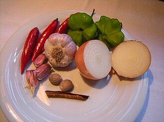 Seasoning - Condiments