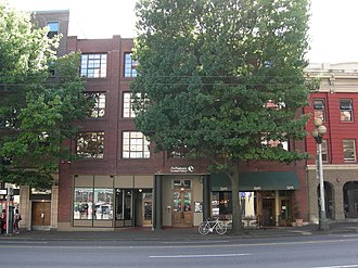Alaska Trade Building - Image: Seattle 1915 1919 First Avenue