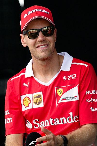 German Grand Prix Odds On Vettel