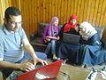 Second Workshop-Class of Prof. Adel El Nahas (group 2), with CA Walaa Abd El-Monaem & Ahmed Hamdi 02.jpg