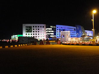 Chhattisgarh - Mantralaya in Naya (New) Raipur