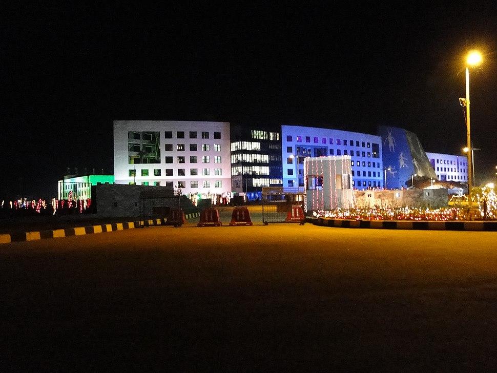 Secretariat in Naya Raipur