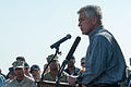 Secretary of Defense Chuck Hagel, at lectern, speaks to troops and merchant mariners aboard the afloat forward staging base USS Ponce (AFSB(I) 15) in Bahrain Dec. 6, 2013 131206-N-IZ292-156.jpg