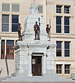 Sedgwick County Memorial Hall and Soldiers and Sailors Monument.JPG
