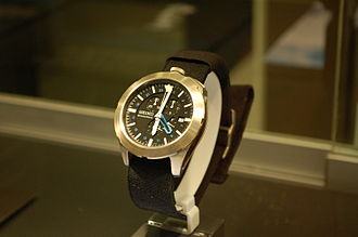 Spring Drive - The Seiko Spacewalk is a limited edition Spring Drive model, designed specifically for use in space
