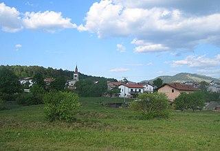 Šembije Place in Inner Carniola, Slovenia