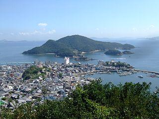 Setonaikai National Park national park of Japan