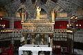 Sepulchre of Saint Eulália - Cathedral of Barcelona - Barcelona 2014.JPG