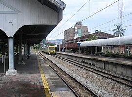Seremban railway station