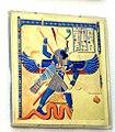 Seth Slaying a Serpent, Temple of Amun at Hibis MET 48.105.6.jpg