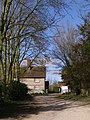 Sharp bend in Shepherds Lane - geograph.org.uk - 360697.jpg