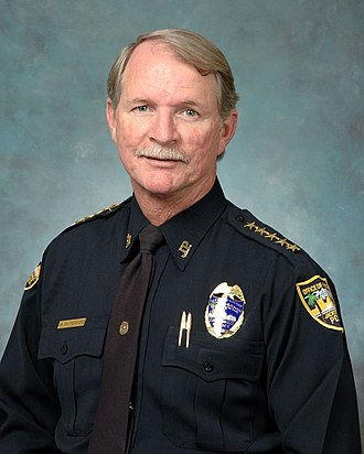 John Rutherford (Florida politician) - Rutherford as Jacksonville sheriff