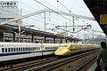 Shinkansen and Himeji Station M9 24.jpg