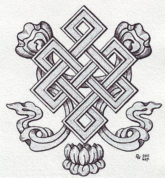 Shrivatsa - More decorative