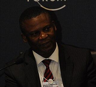 Shukuru Kawambwa Tanzanian politician