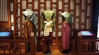 Traditional Thai clothing