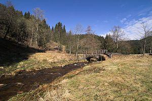Sieber (river) - Image: Sieber Schluft